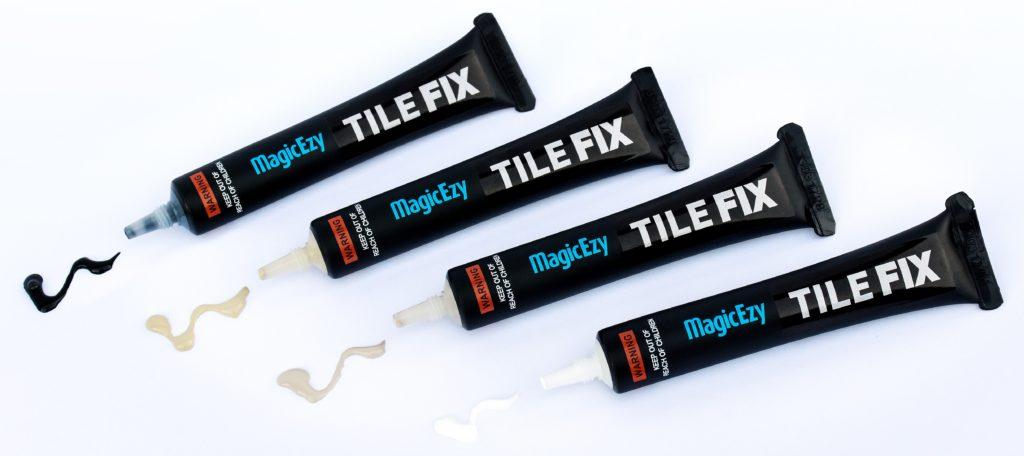 tile chip repair