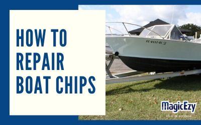 DIY Fiberglass Boat Repair
