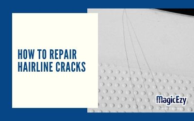 Repairing Hairline Cracks