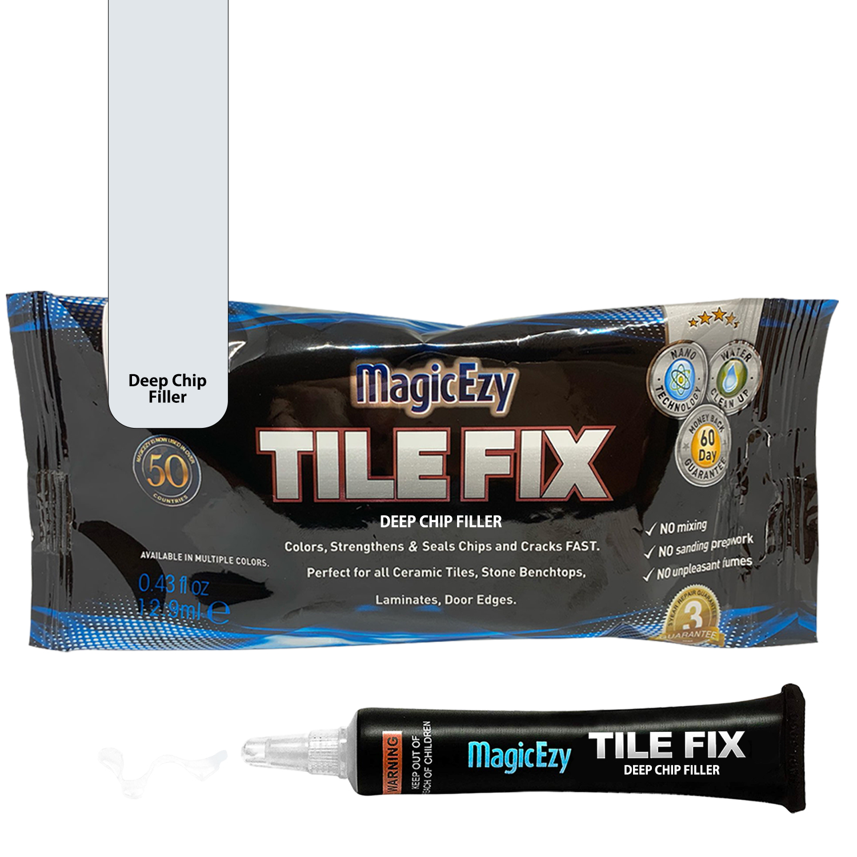 Magicezy Tile Fix Deep Chip Filler